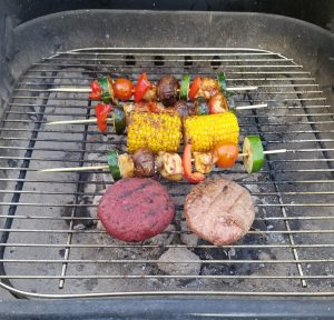 Garden Barbecue