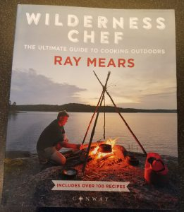 Ray Mears new Book - Wilderness Chef