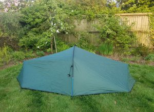 My Wild Country Zephros 2 compact tent